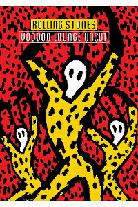 Cover The Rolling Stones - Voodoo Lounge Uncut [DVD]